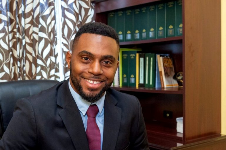 Laville's dynamic Dominica aspirations