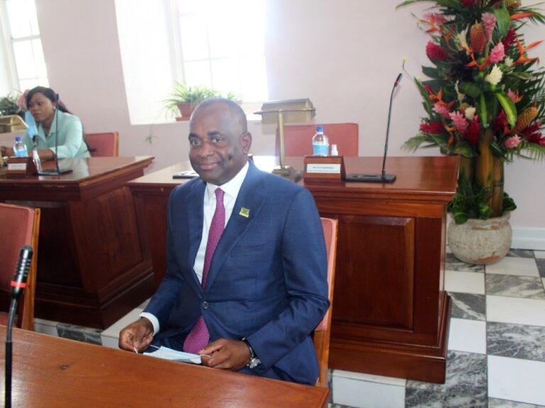 PM Skerrit address UNDP