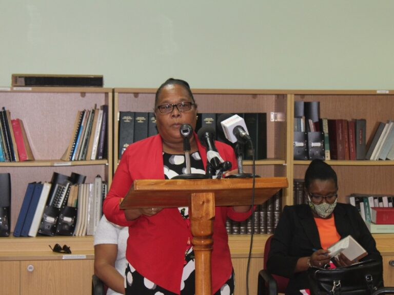Address by Minister of Education in observance of Early Childhood Development Month