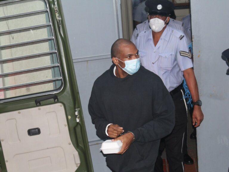Rodman Moses Lewis guilty of murder State seeks death penalty