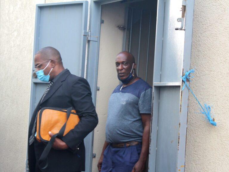 Senior Public Officer arrested for theft