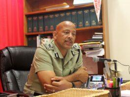 Police Chief Corbette