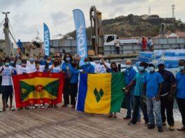 Flow Grenada helps SVG
