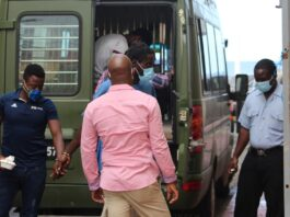 Haitian nationals and Dominica being taken to court