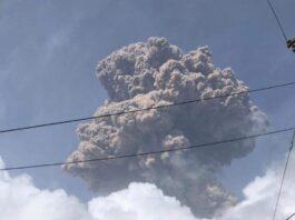 La Soufriere Volcano SVG