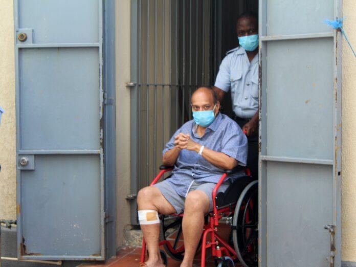 Mehul Choski from court