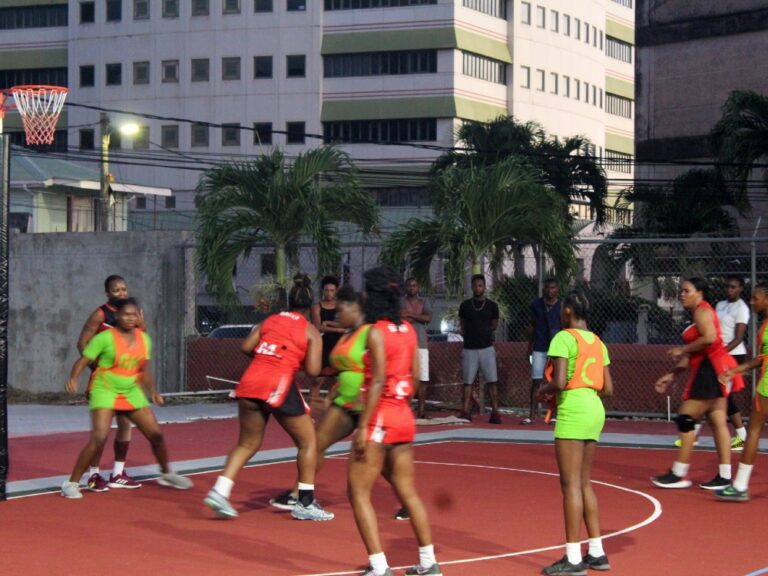 National netball league suspended