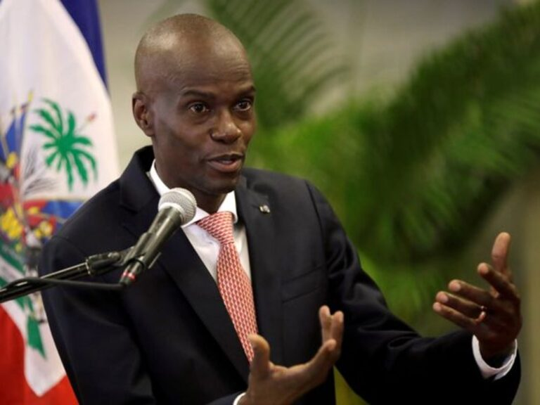 Haitian president assassinated at home in 'barbaric act' -PM