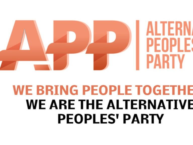 Alternative People's Party (APP) hold Congress