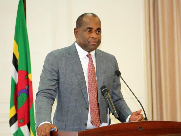 PRIME MINISTER SKERRIT IN DUBAI FOR EXPO 2020