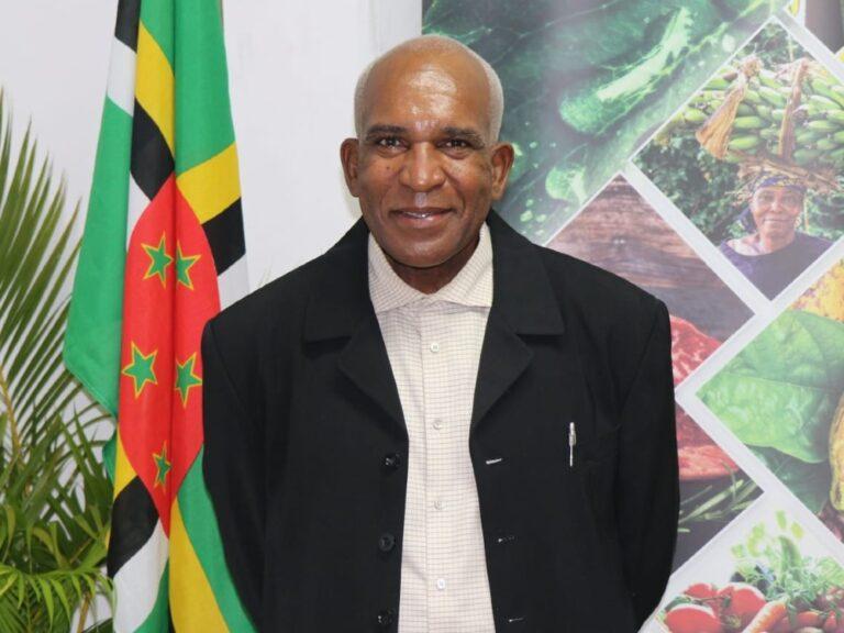 Deles Warrington of Calibishie named the CARICOM Farmer of the Year