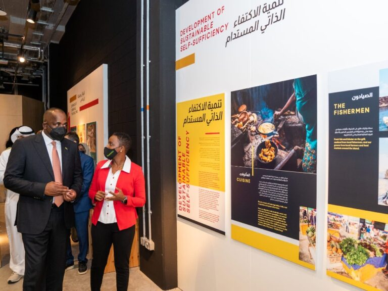 Dominica's Expo 2020-Dubai Pavilion to highlight its Sustainable Development Credentials