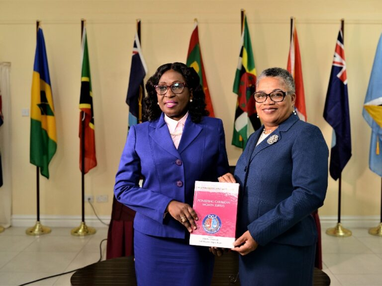 Chief Justice of the Eastern Caribbean Supreme Court Recognised